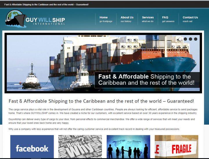 Guy Will Ship